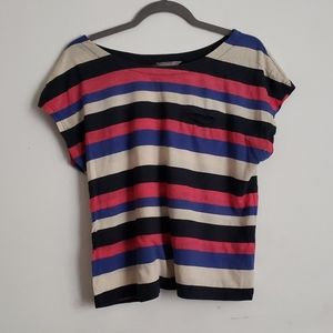 Rubbish Stripped Top